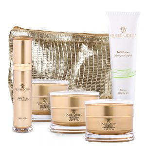 Queen Odelia - VIP – Total Benefit Gift Set