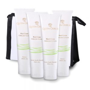 Queen Odelia - Double Deluxe Hand and Foot Cream Set
